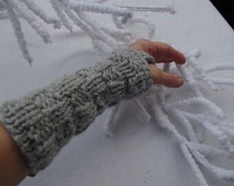 Hand cuffs in gray