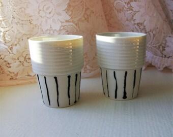 Rörstrand: FILIPPA K Series One Ink Stripe Mug