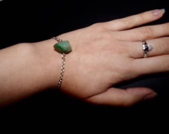 Opportunity and Luck - Aventurine Bracelet