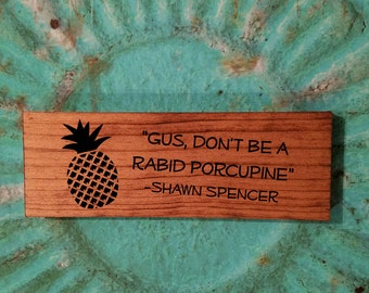 Custom Signs For Home Decor home wood sign custom ohio state sign wood sign rustic Pineapple Signs Pineapple Decor Psych Movie Wooden Signs Wood Psych Sign