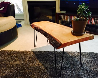 Live Edge Coffee Table - *NOT FOR SALE*