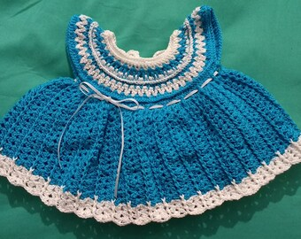 Traje de bebe crochet