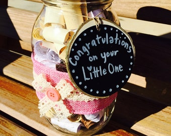 It's a Girl! Jars2Inspire Moms with Babies!