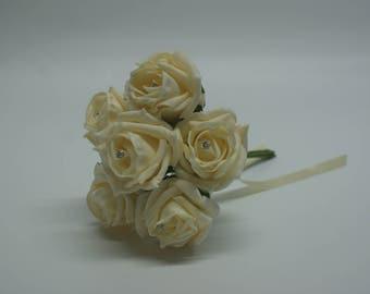Wedding Posy - Perfect for Bridesmaids ( Vanilla Mist )