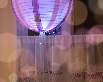 Up Up & Away! Hot Air Balloon! Princess Collection!