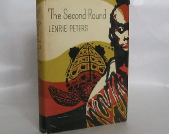 The Second Round. Lenrie Peters. Signed. First Editon.