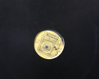 ON SALE Vintage The Clash This Is Radio Clash - 1981 Vinyl Record Excellent Condition