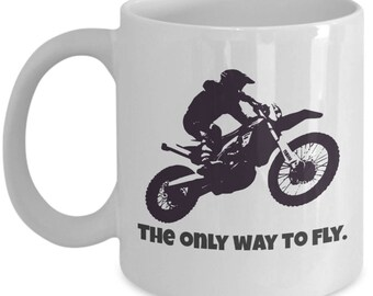 Dirt bike Lover's Mug