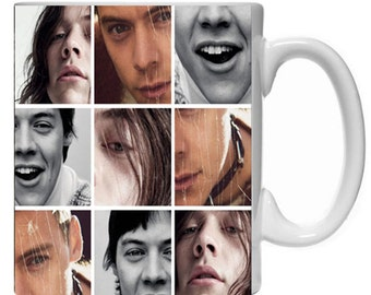 Harry Styles  multi faces mug