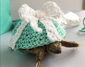 Tiffany tortoise cozy