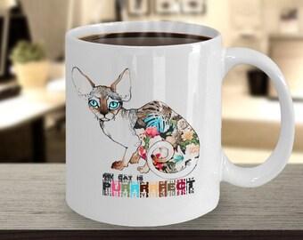 Purrrfect Kitty Coffee Mug