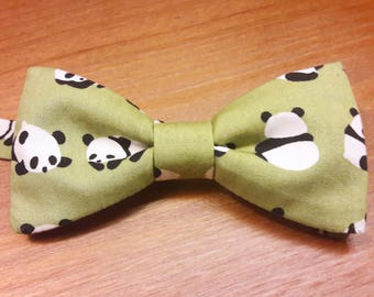 "Bow tie ""you're the panda!"""