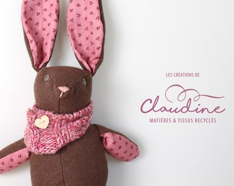 Rabbit wool