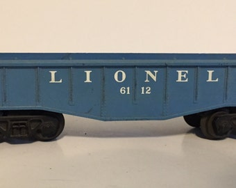 Lionel 6112 Gondola car