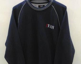 Vintage Mr Van Sweater Sweatshirt