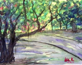 Banyan Tree (Original Painting)