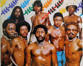 Bar-Kays Funk Soul Lp Too Hot To Stop 1976 Mercury