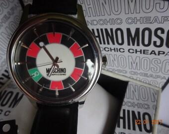 Moschino watch