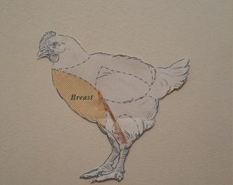 Personalised Chicken Pattern