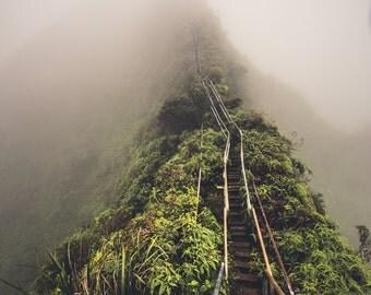 Haiku Stairs - Honolulu, Hawaii