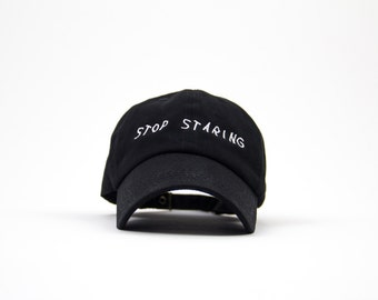 Stop Staring Hat