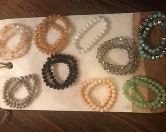 Bracelets All Colors