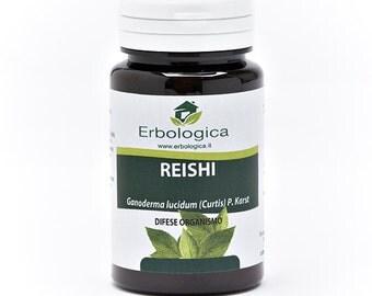 Reishi capsules