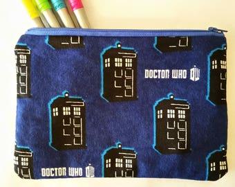 Choose Size: Doctor Who Tardis Bag