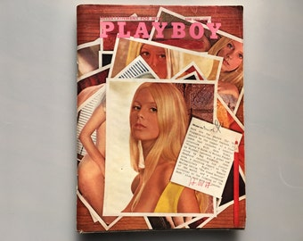 Playboy Magazine June 1969