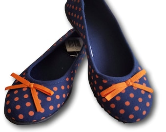 New Auburn Team Colors on Campus Slip On Shoes 2017