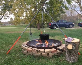 Campfire Tri-pod