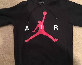 air Jordan hoodie - Micheal air Jordan hooded sweatshirt custom