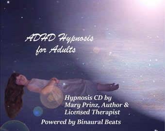 ADHD Hypnosis for Adults