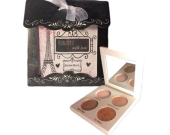 Pressed Mineral eyeshadow palette - From paris with love