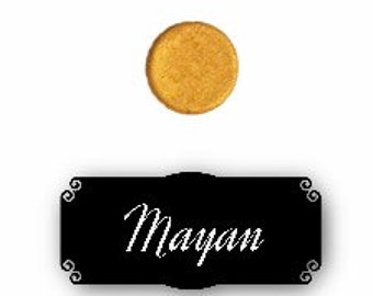 Pressed mineral eyeshadow - Mayan