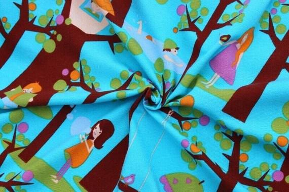 Knit fabric lillestoff organic cotton jersey knit so for Modern kids fabric