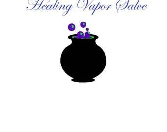 Healing Vapor Salve