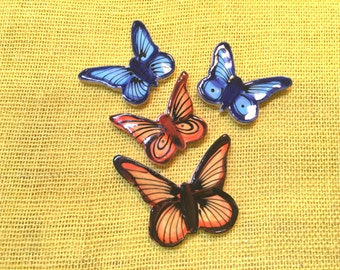 Butterfly Friends Mosaic Tile Pack