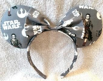 Star Wars Rey Mouse Ears