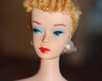 Ponytail Vintage Barbie #4 Doll - Blond