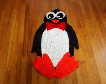 Penguine rug
