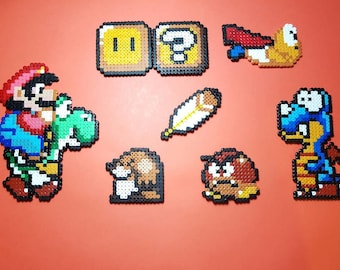 Super Mario World Super Mario World magnets/Magnets