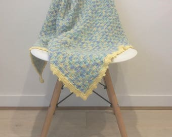 Crochet blanket | ready to ship