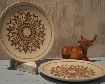 Kelston Ceramics Bread & Butter Plates made in New Zealand