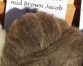 Mid Brown natural undyed ...