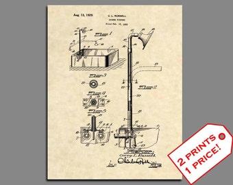 Patent Prints - Tub & Shower Patent Art - Vintage Bathroom Decor - Bathroom Art Patent Print - Bathroom Wall Art - Bathroom Poster - 500