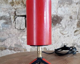 Vinatge Mid Century Table Lamp / Bedside Lamp / Italy 60s