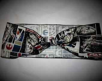 Star Wars Millenium Falcon and Xwing Bandana