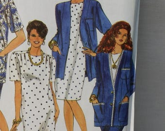Simplicity clothing pattern