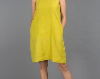 Green Matty Dress